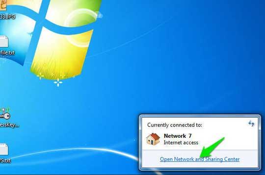 Узнаем пароль от своего WI-FI через компьютер средствами Windows 7