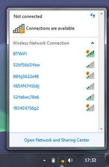 Подключаемся к Wi-Fi на компьютере с Windows 7/10
