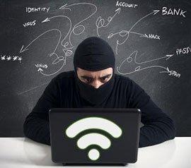 Получаем пароль соседа хитростью