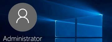Узнаем пароль администратора в Windows 10