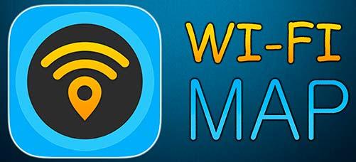 Скачать Wi-fi map