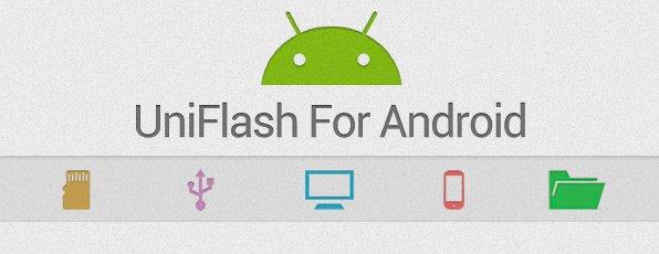 FlashTools - Перепрошивка Android с ПК