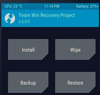 Софт для прошивки телефона на Android